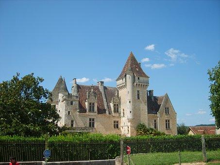 France, Sarlat, Les Milandes