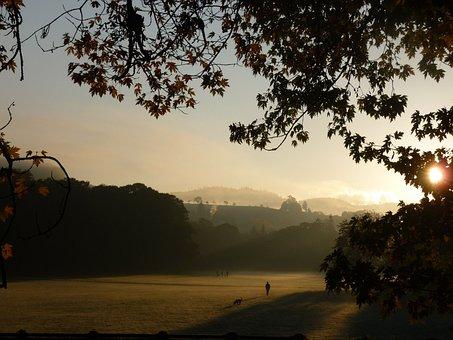 Baden Baden, Autumn, Lichtentaler Allee