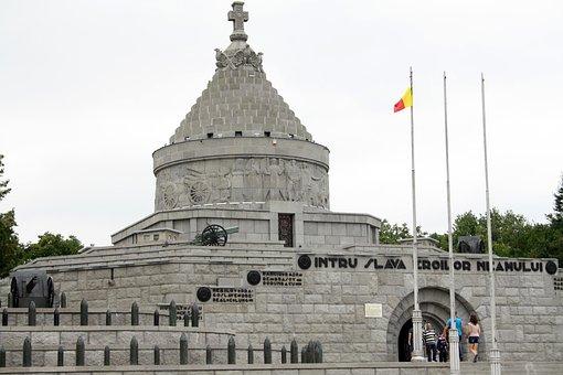 Mausoleum, Mărăşeşti, 2nd World War
