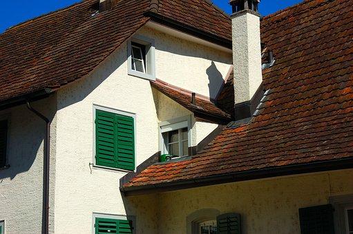 Switzerland, Bremgarten, Old Town, Summer, Tourism