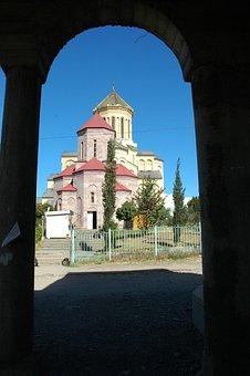 Churches, Structures, Georgia, Sameba Cathedral