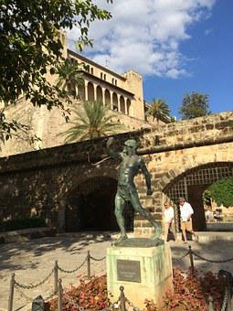 Palma, Cathedrale, Summer