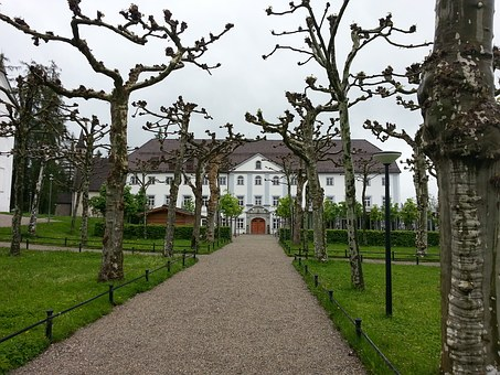 Herrenchiemsee, Castle, Places Of Interest