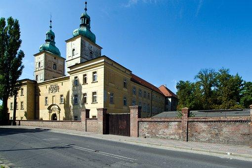 Prószków, Silesia, Castle
