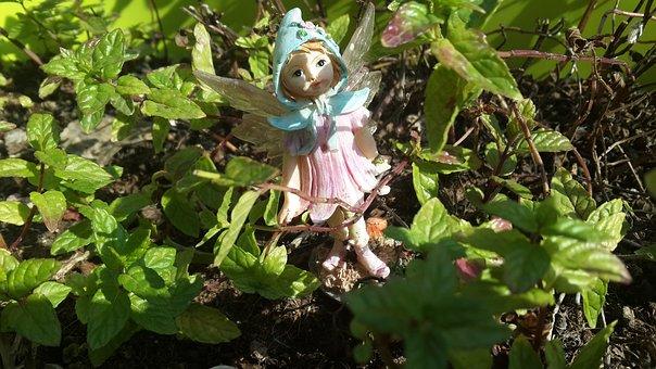 Fairy, Fairy Tale, Fantasy, Doll, Girl, Child