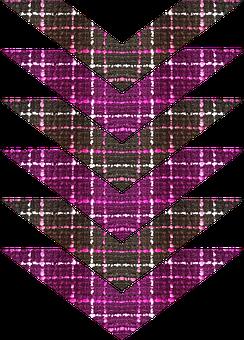 Fabric, Tweed, Purple, Brown, Pink, White, Woven, Weave