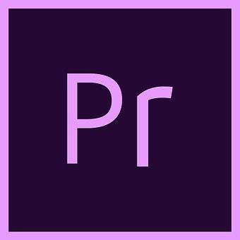 Premiere, Adobe, Logo, Icon, Symbol, Cloud, Cc, Cs6