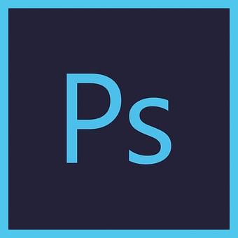Photoshop, Logo, Symbol, Adobe, Icon, Sign, Shape