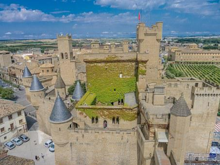 Middle Ages, Castle, Medieval, Arches, Old, Structure