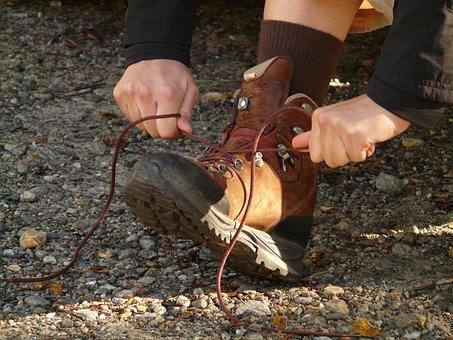 Tie Shoes, Shoe Lace, Shoe, Sole, Shoelace, Bind, Knot