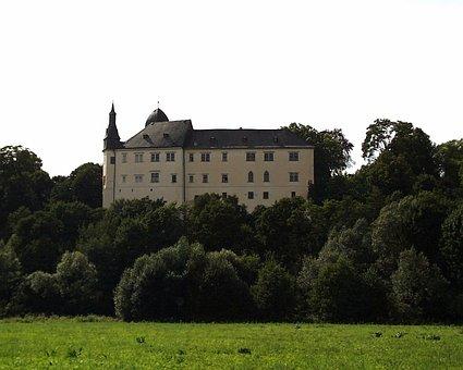 Castle, Monument, Rough Rohozec, Czech Republic