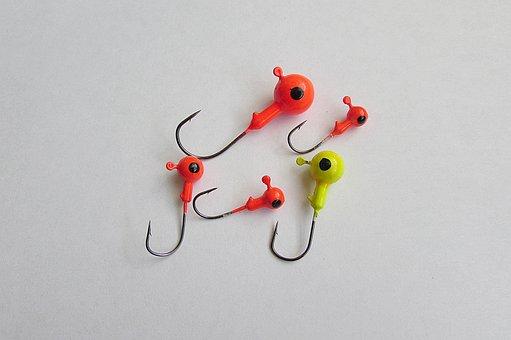 Fishhook, Lead-hook, Hook, Fish