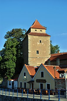 Czech Budejovice, Mr Iron, Spilhaybl, Castle Tower