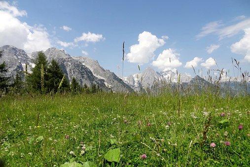 Upper Austria, Dolomites Dough, Holiday, Travel