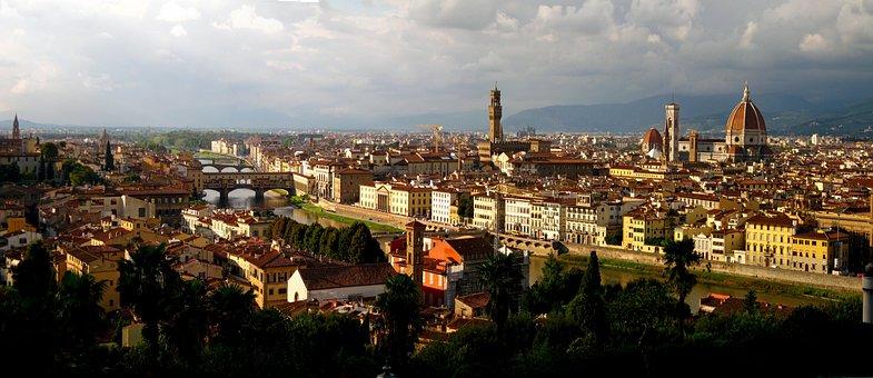 Florence, Italy, Tuscany, Firenze, Landmark, Touristic