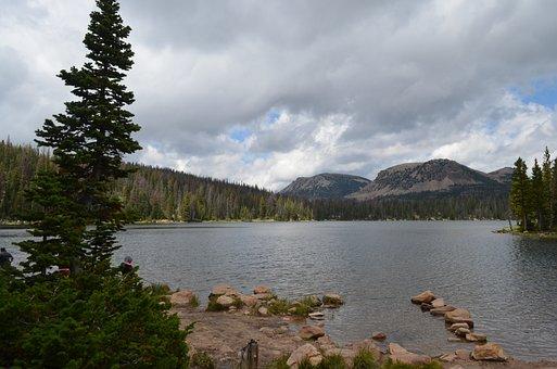 Uinta, Mountain, Lake, Utah, Wyoming, United States