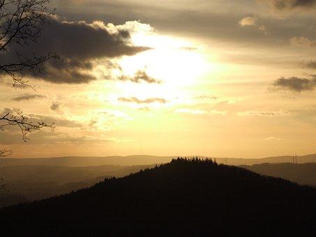 Sun, Clouds, Mood, Sunlight, Evening Sky, Weather Mood