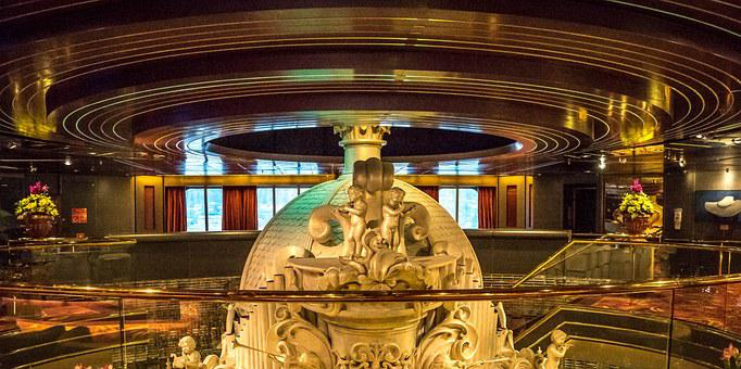 Cruise, Cruise Ship, Vacation, Statue, Sculpture