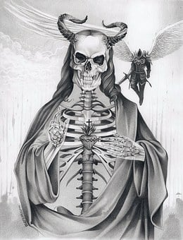 Devil, Evil, Demon, Satan, Malicious, Wickedness
