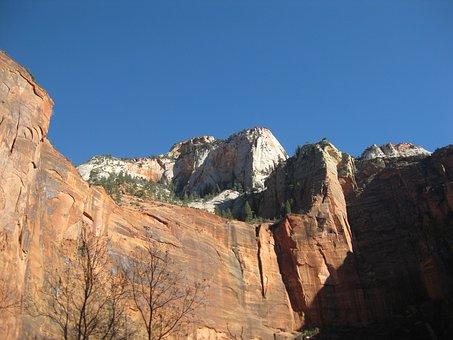 Grand Canyon, South Rim, Landscape, National Park