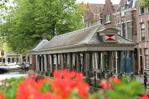 Gouda, Fishing Grounds, History, Historic Centre
