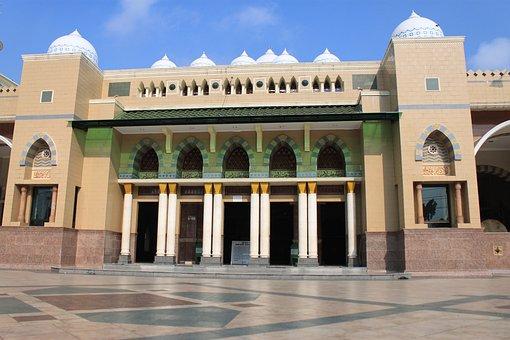 The Mosque, Worship Place, Purbalingga, Jateng