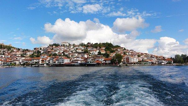 Ohrid, Lake, City, Macedonians