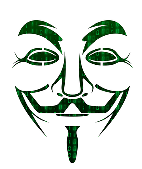 Hacker, Anonymous Mask, Anonymous, Matrix, Hack