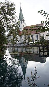 Blautopf, Blaubeuren, Monastery