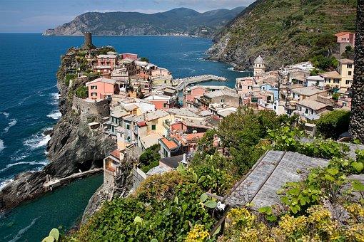 Cinque Terra, Liguria Coastline, Liguria, Cinque, Terra