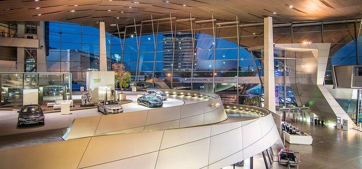 Munich, Bmw Welt, Architecture, Bmw World