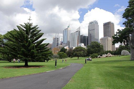 Sydney, Botanic, Garden