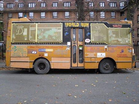 Tour, Bus, Transportation, Traveling, Touring Bus