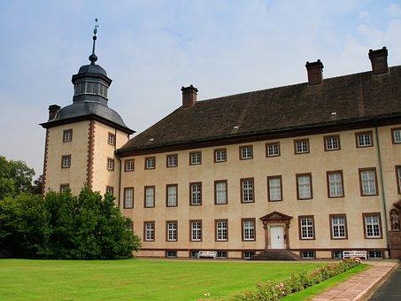Corvey, Weser Uplands, Weser, Höxter, Historically