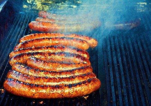 Food, Fried, Hungarian Kitchen, Sausage
