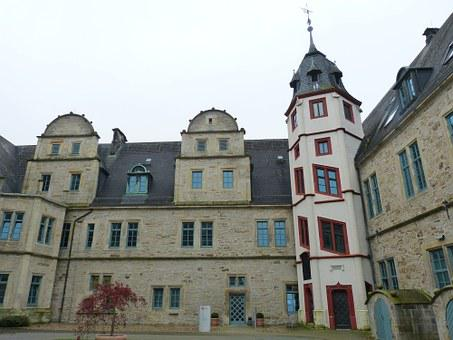 Stadthagen, Lower Saxony, Old Town, Historically