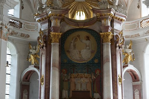 Beuron, Monastery, Architecture, Germany