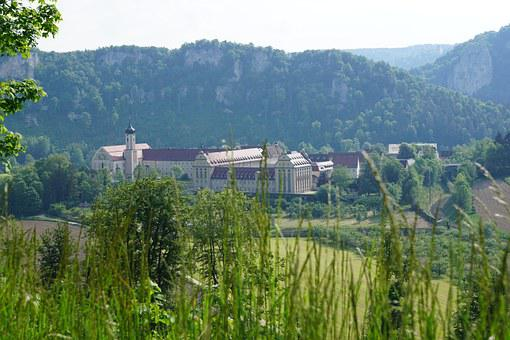 Monastery, Beuron, Germany, Nature