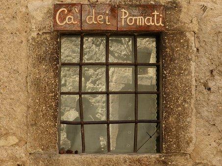 Window, Grate, Protection, Pomati Home, Canale Di Tenno