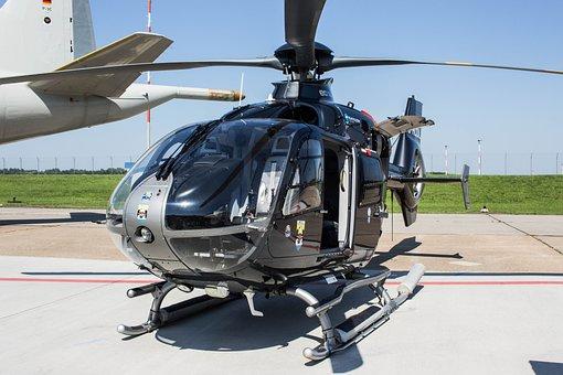 Helicopter, Airport Days, Hamburg, Airport