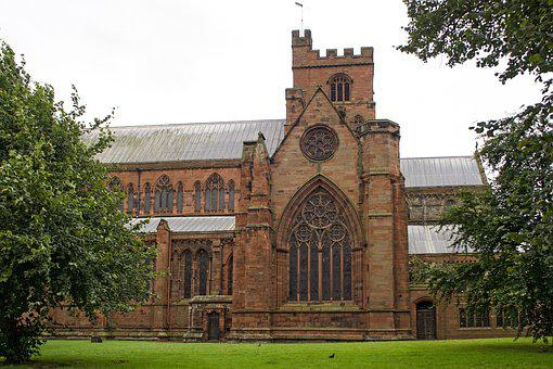 Cathedral, Carlisle, Episcopal See, Gothic, Cumbria