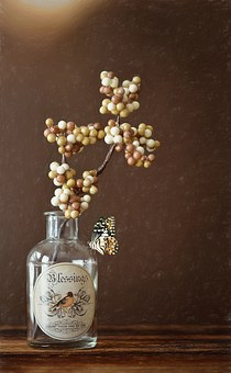 Deco, Dekovase, Decoration, Glass, Decorative Glass