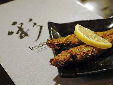 Shishamo, Capelin, Japanese, Fried Fish, Japan, Gourmet
