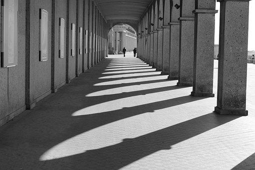 Shadow, Light, Atmosphere, Oostende, Gellerij