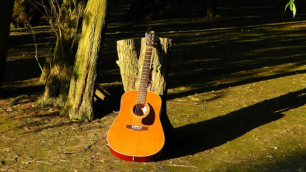 Guitar, Musical Instrument, Mood, Instrument