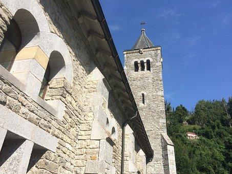 Catholic Church, Grüsch, Prättigau