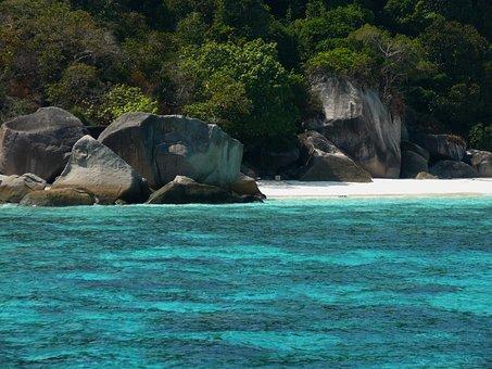 Similan, Similan Islands, Beach, Beautiful Beach