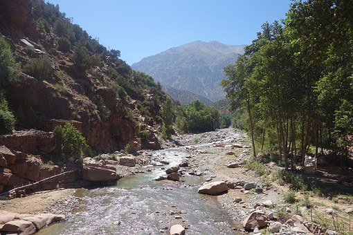 Morocco, Eureka Valley, Travel, Holiday, Mountains