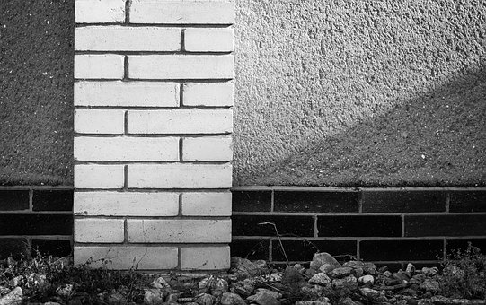 Wall, Bricks, Light, Atmosphere, Architecture, Building