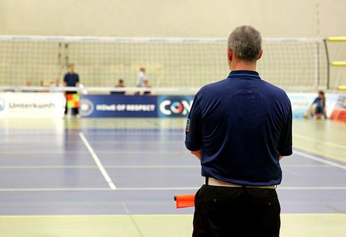 Volleyball, Sport, Referee, Court Of Arbitration, Ball